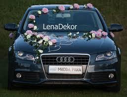 Pin by Michi on Dekoracje ślubne na samochód / Wedding Cars Decorations |  Wedding car decorations, Wedding car, Car decor