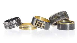 todd reed s new men s jewelry collection features more than 600 pieces including belt buckles rings