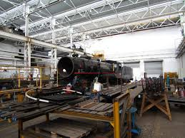 Queensland AC16 class locomotive