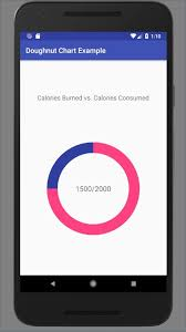 Custom Pie Chart Android Example Android Tutorial For Beginners Create A Pie Chart With Xml