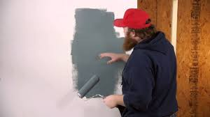 tips to painting drywall to look smoother drywall work