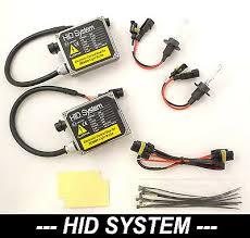 H10/9145/9140 FOG/DRIVING LIGHTS <b>8000K BLUE</b> HID KIT 880 ...
