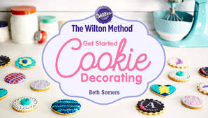 Cookie Decorating Classes Wilton Online Classes Craftsy