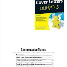 Cover Letters For Dummies Amazon Cover Letters For Dummies Books inside  Resumes For Dummies