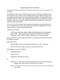 Chicagostyleauthordateexcerptsfromcms15docx Citation