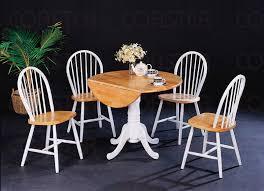 image of adorable drop leaf kitchen table sets