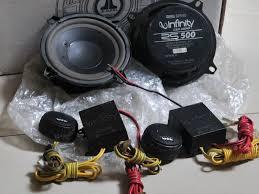 infinity 10 sub. speaker two ways: sub phoniex gold dan infinity rs500 10 o
