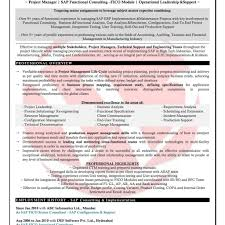 Sample Resume For Project Manager In Manufacturing Sap Basis Resume Sample Resume Cv Cover Letter Resume Examples 31