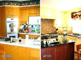 updating kitchen cabinets with paint how