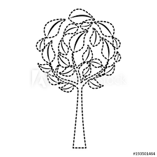 Please, feel free to share these 1200x630 dot drawing for kids flower dotted drawing, dotted drawing, dot. Eco Round Tree Leaves Branches Environment Symbol Vector Illustration Dotted Line Graphic Buy This Stock Vector And Explore Similar Vectors At Adobe Stock Adobe Stock