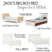 Hello Jack Blog, big boy beds