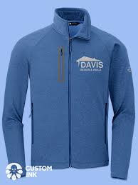 Design Your Fleece Your Custom Design On The North Face Canyon Flats Fleece
