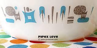 Rare Pyrex Patterns Gorgeous This Is NOT Pyrex Pyrex Love