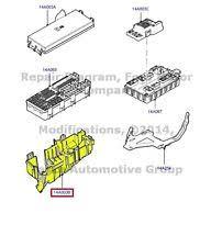 ford flex valve covers ebay 2010 Ford Flex Fuse Box Diagram brand new oem engine compartment fuse panel cover 2013 mks mkt flex taurus (fits ford flex) 2010 ford flex fuse box diagram