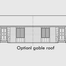 load modern beach. Modern House Plans Thumbnail Size One Story Cottage Lovely Side Load Garage California Houses Beach P
