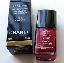 Móda Chanel Le Vernis Longwear Nail Color 508 Shantung