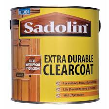 Sadolin Extra Durable Clearcoat Fence Treatment Easy