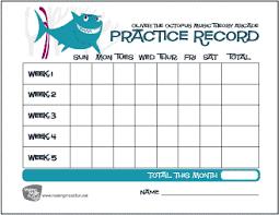 Free Printable Music Practice Charts Free Music Practice Charts For Kids Makingmusicfun Net