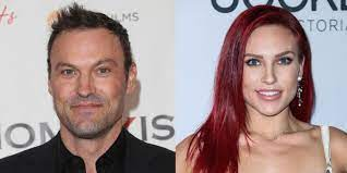 Brian Austin Green And Sharna Burgess ...