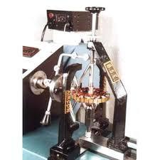 automatic ceiling fan re winding machine