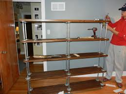 industrial diy furniture. 43 Most Magic Industrial Pipe Furniture Desk Legs Wood Table With Diy Galvanized Insight O