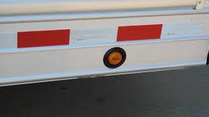 How Does Abs Light Work On Semi Trailer Ground Load Aluminum Semi Trailer Elite Custom Aluminum