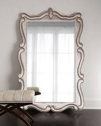 silver floor mirror.  Mirror On Silver Floor Mirror L