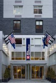 exterior hilton garden inn new york manhattan chelsea