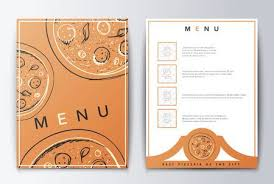 Restarunt Brochure Cool Design Menu Menu Food Brochure Culinary Menu Menu Background