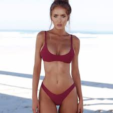 COSPOT <b>Bikini 2019 Sexy</b> Women <b>Swimwear</b> Brazilian <b>Bikini Push</b> ...