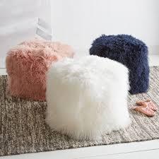Furry Pouf
