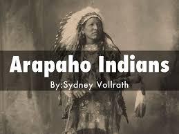 「the Arapaho,」の画像検索結果