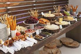 200 event catering ideas (2020 edition) by eventmb studio team. 100 Best Buffet Table Ideas Party Buffet Table Whidbey