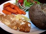 broiled orange roughy   low fat and so healthy