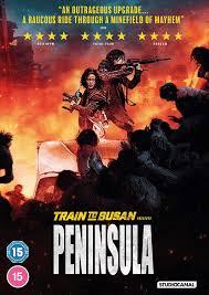 Train to Busan Presents: Peninsula [DVD] [2020]: Amazon.de: DVD & Blu-ray