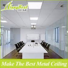 China Fireproof Aluminum Clip in False Ceiling Design for Office