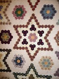 Hexagon Star - Three by Nora J S, via Flickr | EPP HEXAGON 1 ... & Find this Pin and more on Quilts. Adamdwight.com