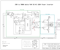250 to 5000 watts pwm dc ac 220v power inverter 12 Pulse Transformer Winding Diagram 12 Pulse Transformer Winding Diagram #100 Step Down Transformer Diagram