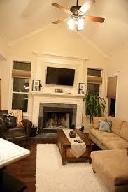 wall decor hearth room
