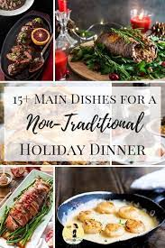 The most traditional christmas food in venezuela is hallaca, which is similar to a tamale. 15 Main Dishes For A Non Traditional Holiday Dinner Traditional Holiday Dinner Christmas Dinner Main Course Traditional Christmas Dinner
