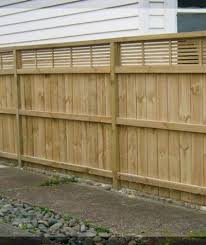 Small Picture 7 best Fencing images on Pinterest Fencing Fence design and