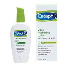 amazon cetaphil daily hydrating lotion with hyaluronic acid 3 0 fluid ounce beauty