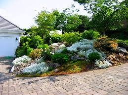 Round rock gardens Garden Center View In Gallery Garden Dream 20 Fabulous Rock Garden Design Ideas