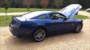 2013 Ford Mustang GT 5.0 Premium Track Pack and Recaros Walkaround ...