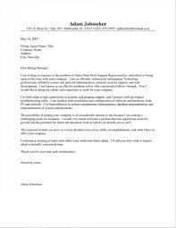 Cover Letter Examples Letter Opening Sentence Resume Badak Data With
