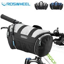 ROSWHEEL 5L <b>Bike Bicycle Cycling Bag Handlebar Front</b> Tube ...