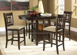 unique round bistro table set small pub sets round pub table and chairs round pub table