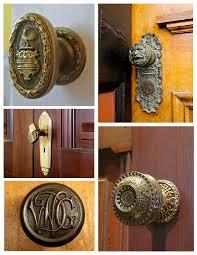 antique looking door knobs. Brass Appeal: Vintage Door Knobs Of Architectural Delight Antique Looking