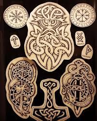 славянские и скандинавские татуировки эскизыs Photos Celtic
