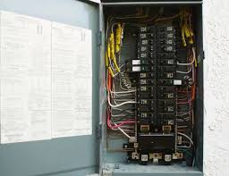 visual guide to an electrical service panel or load center 150 amp dc circuit breaker at 150 Amp Breaker Fuse Box